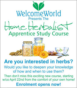 Home Herbalist Apprentice Study Course